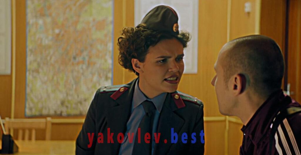 Милиционер с Рублёвки 1 сезон